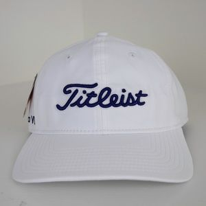 Titleist Womens Pro V1 Adjustable Golf Cap Hat NWT